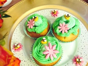 Spring-Muffins